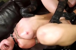 Kaisey Dean Follow Strapon BDSM At hand Esmi Lee &amp_ Marina Angel