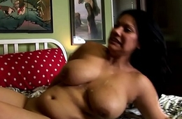 Super cute heavy honey with nice big tits loves to fuck &amp_ sticky cumshots
