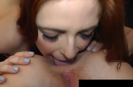 Anal Lesbians Penny Pax &amp_ Roxy Raye Rim Their Wet Buttholes!