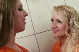 Brazzers - Shes Gonna Squirt - Alex Chance Cali Carter and Johnny Sins -  Intimate Inmates