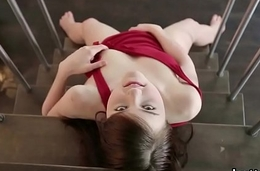 Exciting mini main receives her tight vulva and little anal pounded