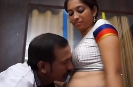 doctor affaire de coeur tamil aunty in saree navel play
