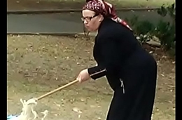 Turkish hijab bitch