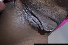Stranger Eating Ebony Redbone Ass In Bring to Doggystyle Fuck Young Slim Body In the final