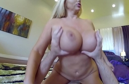 PornGoesPro - Karen Fisher big booty is fucked by a big detect